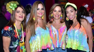 Fiesta Carnavalera en Moy