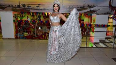 Fiesta en honor de la Reina del Carnaval en Miami