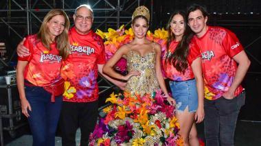 Coronación de la Reina del Carnaval 2020