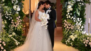 Matrimonio Vijil Candanedo - Bolívar Moreno