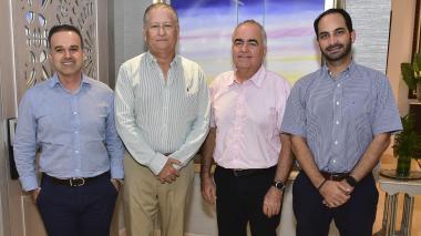 Bienvenida al nuevo Cónsul de Brasil