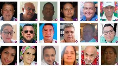 Los profesionales de la salud, héroes de Colombia en la pandemia