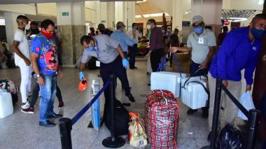 Terminal de Transporte reinicia operaciones con proyección de 200 buses
