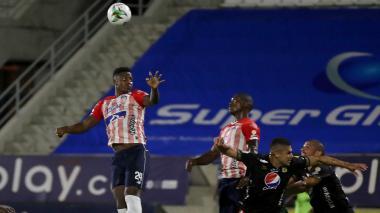 Así fue el regreso del fútbol colombiano con el partido Junior vs América