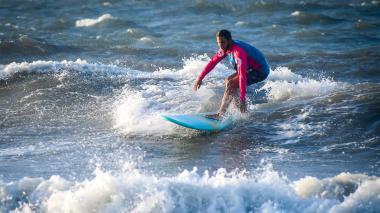 Surf: un deporte con más de 50 años de presencia en Puerto Colombia