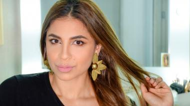 'Makeup' para Navidad: tonos vibrantes y 'look' luminoso