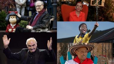 Personalidades que este 2020 dijeron adiós