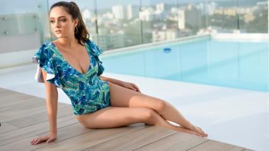 "Aithana Del Gallego: ""sueño con ser Miss Universo"""