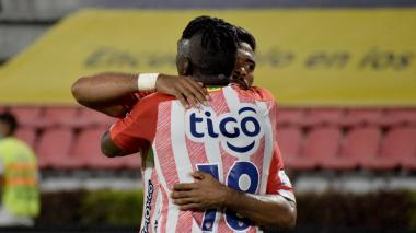 El álbum de la victoria de Junior ante Tolima