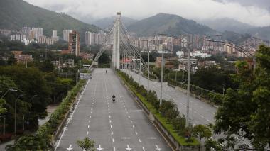 Covid-19: cuarentena en Medellín hoy 9 de abril