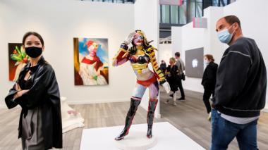 Nueva York vuelve a abrir sus galerías de arte