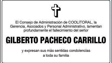 GILBERTO PACHECO CARRILLO