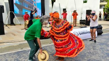 Así se vivió la tarde de tradición en Barranquilla con concierto cultural