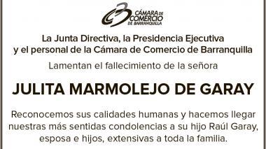 Julita Marmolejo de Garay