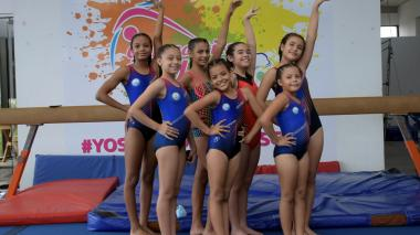 Gimnastas del Atlántico van por medallas en Torneo Nacional