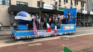 Nueva York vuelve a la calle para celebrar cultura italiana en Columbus Day