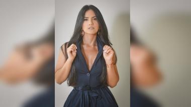Karina Ortiz, entre el modelaje y la actuación