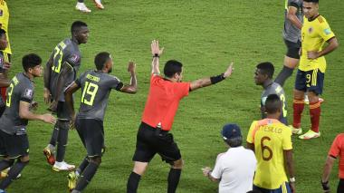 Colombia 0, Ecuador 0: 16 escenas de un final frustrante