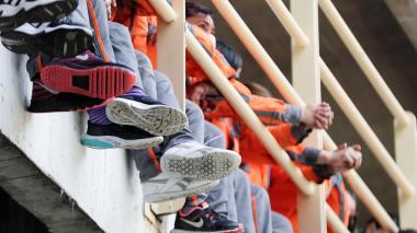 Nueva colección de ropa se lanza en la Cárcel Distrital de Bogotá