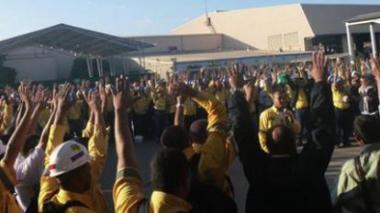 El diálogo: para acabar la huelga en Cerrejón