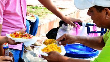 Interactivo: Navegue por los platos típicos de Colombia