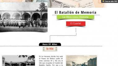 Recuerde la historia del Batallón Paraíso
