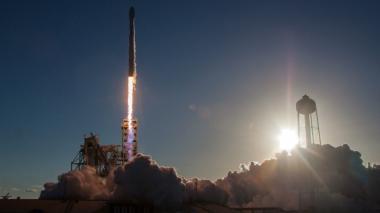 Conozca la cápsula Dragón que parte este lunes a la Estación Espacial Internacional