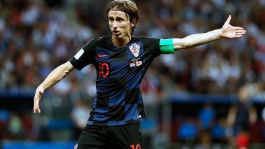 Luka Modric, el mejor jugador del mundo, en cifras