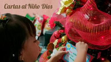 Las tiernas cartas al Niño Dios desde Barranquilla