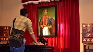 Un canto para Bolívar