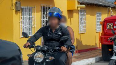 Buscando una mala hora: los peligros del mal uso del casco