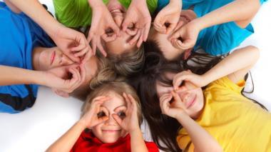Niños-niñas, mirlas, inmensurable   Lo que preguntan por ahí