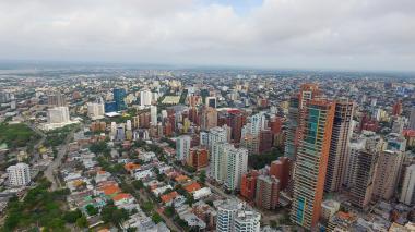 Paseando en Barranquilla