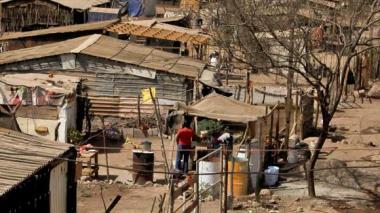 Pobreza en expansión