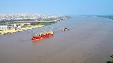 Es el río de Colombia