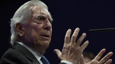 Vargas Llosa en Barranquilla