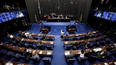 En video: Senado brasileño aprueba la destitución de Dilma Rousseff