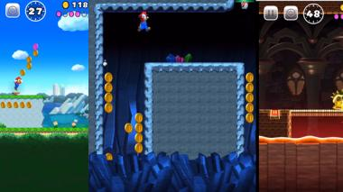 Gameplay: Así se jugaría Super Mario Run en iOS