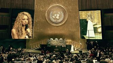 UNICEF se une a Shakira, Katy Perry y otras celebridades en nueva versión de 'Imagine'