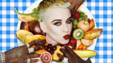 Katy Perry presenta una provocativa receta para satisfacer el apetito en 'Bon Appétit'
