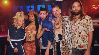 DNCE y Nicki Minaj presentan el video de