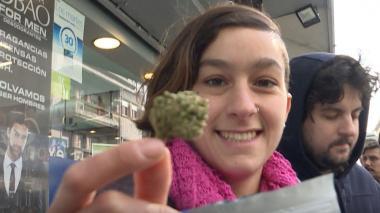 En video | La marihuana llegó a farmacias de Uruguay