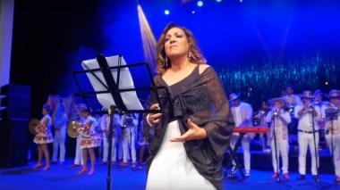 En video   Milly Quezada canta