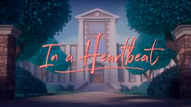 En video   'In a Heartbeat', el corto gay animado que conmovió a las redes