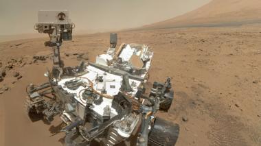 En video   Esto es lo que ha visto Curiosity en los cinco años que lleva en Marte