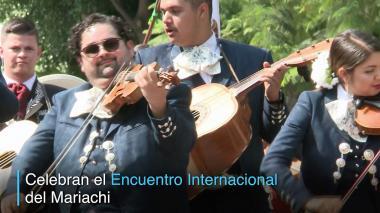 Mariachis de todo el mundo llenan de música Guadalajara