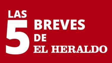 Las 5 breves de EH | Suspenden a registrador auxiliar de Soledad por presunta participación en política
