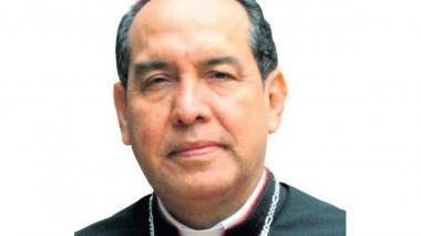 Monseñor Pablo Emiro Salas arriba a Barranquilla