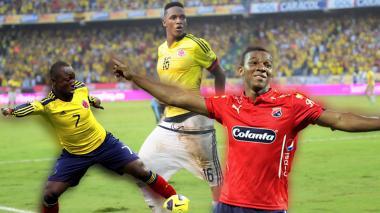 El ritmo de los futbolistas colombianos que 'encanta' las canchas del mundo