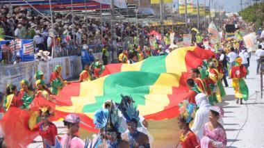La historia del Carnaval contada por Mirtha Buelvas